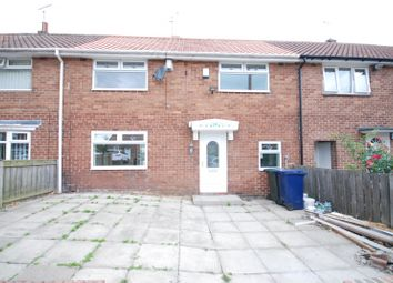 Thumbnail 3 bed terraced house for sale in Hillsview Avenue, Kenton, Newcastle Upon Tyne