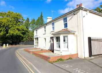 Thumbnail 2 bed maisonette for sale in Church Road, Windlesham, Surrey