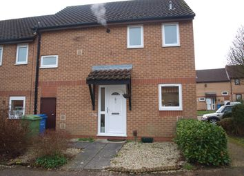 Thumbnail 2 bed semi-detached house to rent in Thurston Close, Norwich