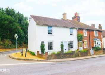 Thumbnail 2 bed cottage for sale in Shalmsford Street, Chartham, Canterbury, Kent