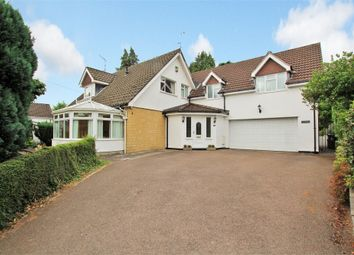 Thumbnail 6 bed detached house for sale in Mill Road, Lisvane, Cardiff