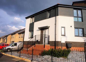 Thumbnail 3 bedroom semi-detached house for sale in Granby Road, Edlington, Doncaster