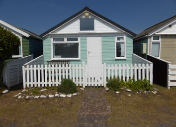 Thumbnail 1 bedroom bungalow for sale in Dunster Beach Chalets, Dunster, Minehead