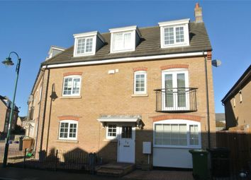 Thumbnail 6 bed semi-detached house for sale in Leaf Avenue, Hampton Hargate, Peterborough, Cambridgeshire