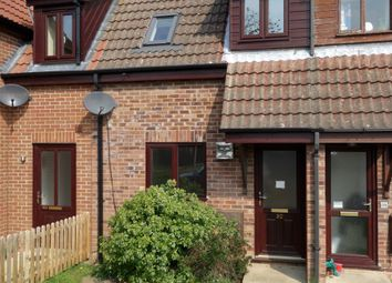 Thumbnail 2 bedroom semi-detached house to rent in Dukes Drive, Halesworth