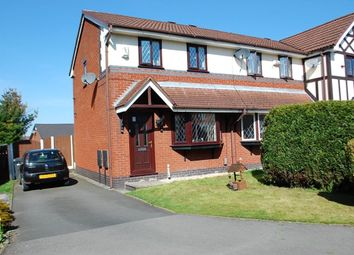Thumbnail 2 bed terraced house for sale in Taunton Lawns, Ashton-Under-Lyne