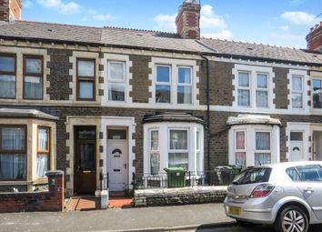 3 bed terraced house for sale in Malefant Street, Cathays, Cardiff CF24