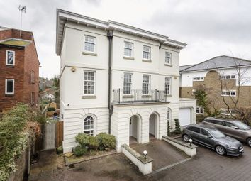 Thumbnail 5 bed town house for sale in North Road, Hertford