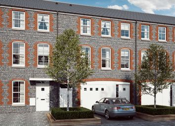 """Thumbnail 4 bed terraced house for sale in """"The Blackthorn"""" at Mill Lane, Bitton, Bristol"""