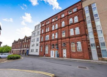 Thumbnail 2 bed flat for sale in Marsh Street, Crown Loft, Walsall