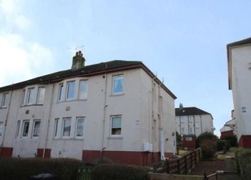 Thumbnail 2 bed flat for sale in Crags Crescent, Paisley, Renfrewshire