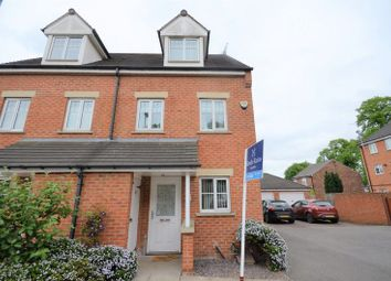 Thumbnail 4 bed semi-detached house for sale in 2 Bailey Close, Pontefract
