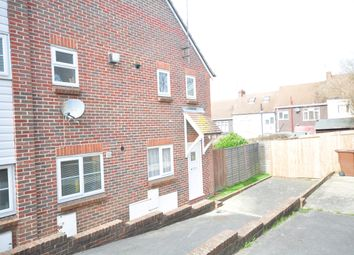 Thumbnail 1 bed terraced house to rent in Carpenters Close, Rochester