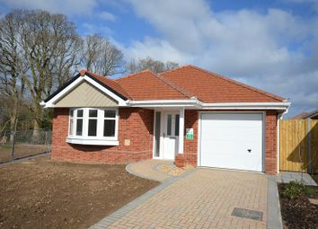 Thumbnail 3 bed bungalow for sale in Alexandra Road, Lymington