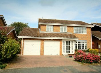 Thumbnail 4 bed detached house for sale in Towgood Way, Great Paxton, St. Neots