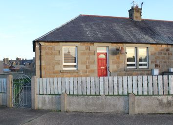 Thumbnail 2 bed semi-detached bungalow for sale in Robert Street, Buckie
