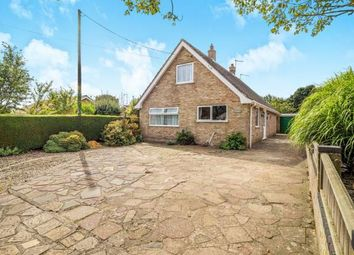 Thumbnail 3 bed detached house for sale in Catfield, Great Yarmouth, Norfolk