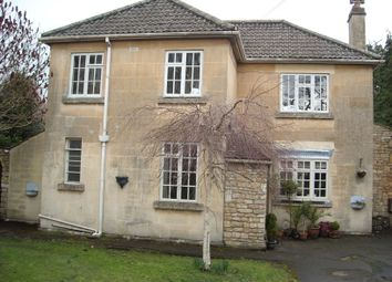 Thumbnail 4 bed detached house for sale in Grosvenor Bridge Road, Bath