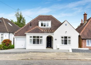 Thumbnail 4 bed bungalow for sale in Hillside Crescent, Northwood, Middlesex