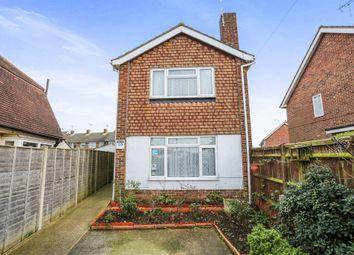 Thumbnail 2 bedroom detached house for sale in Hampton Fields, Wick, Littlehampton