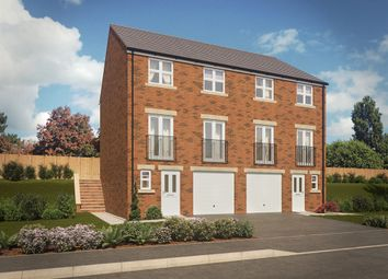 "3 bed semi-detached house for sale in ""The Middridge"" at Parsley Close, Easington, Peterlee SR8"