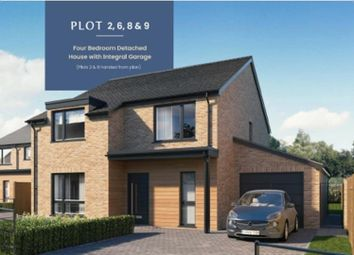Thumbnail 4 bedroom detached house for sale in Elm Road, Wisbech
