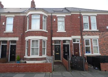Thumbnail 1 bed flat to rent in Spencer Street, Heaton, Newcastle Upon Tyne