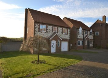 Thumbnail 4 bed detached house for sale in Mill View, Sedgeford, Hunstanton