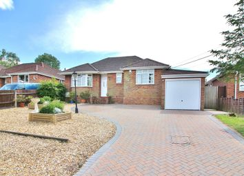 Thumbnail 3 bed detached bungalow for sale in Church Lane, Hedge End, Southampton