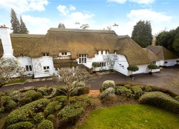 Thumbnail 5 bedroom detached house for sale in Swifts Close, Farnham, Surrey