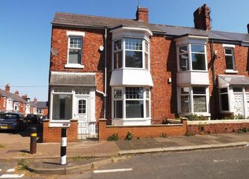 Thumbnail 5 bed end terrace house for sale in West Park Road, South Shields, Tyne And Wear
