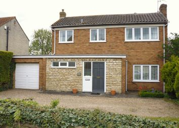 Thumbnail 4 bed detached house for sale in Silver Street, Branston, Lincoln