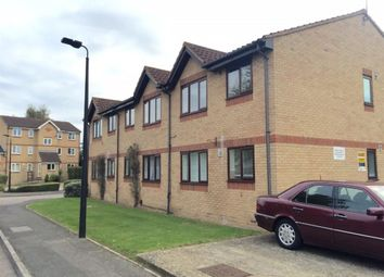 Thumbnail 1 bedroom flat to rent in Waddington Close, Burleigh Road, Enfield