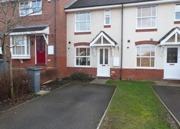 Thumbnail 2 bed terraced house to rent in Charterhouse Drive, Solihull