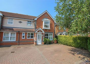 Burley Hill, Church Langley, Harlow CM17. 3 bed semi-detached house for sale