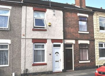 Thumbnail 2 bed terraced house for sale in Paynter Street, Fenton, Stoke-On-Trent
