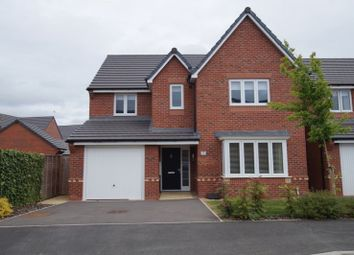 Thumbnail 4 bed detached house for sale in Beeby Way, Broughton, Chester