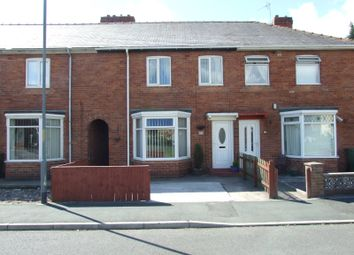 Thumbnail 3 bed terraced house to rent in Dorset Crescent, Billingham