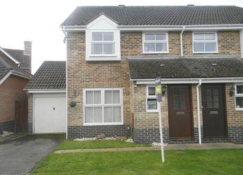 Thumbnail 3 bed semi-detached house for sale in Enterprise Close, Warsash, Southampton