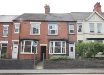 Thumbnail 3 bed terraced house for sale in Hollycroft, Hinckley