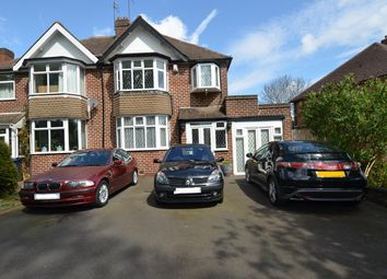 Thumbnail 3 bed semi-detached house for sale in Brook Lane, Moseley, Birmingham