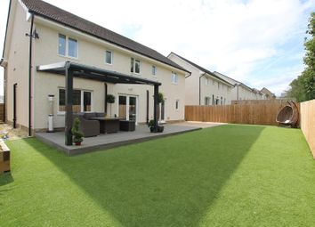 Thumbnail 5 bed detached house for sale in Healds Drive, Strathaven