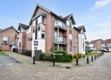 Thumbnail 2 bed flat for sale in Limes Park, Basingstoke