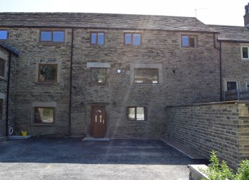 Thumbnail 3 bedroom barn conversion to rent in Wakefield Road, Grange Moor