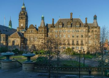 Thumbnail 2 bed flat for sale in St. Pauls Parade, City Centre, Sheffield