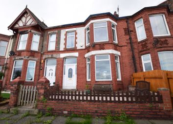Thumbnail 5 bed terraced house for sale in Egremont Promenade, Wallasey