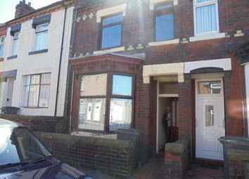 Thumbnail 1 bed flat to rent in Hillary Street, Stoke - On - Trent, Stoke On Trent, Staffordshire