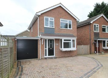 Thumbnail 3 bed detached house for sale in Ditchfield, Somersham, Huntingdon