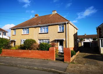 Thumbnail 3 bed semi-detached house for sale in Pannall Road, Gosport