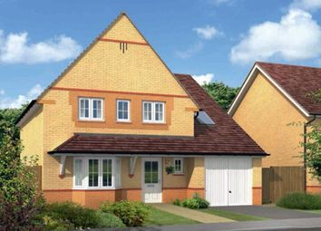 "Thumbnail 4 bed detached house for sale in ""Harborough"" at Monkton Lane, Hebburn"